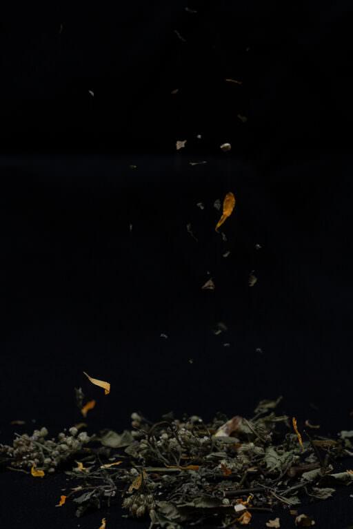心の蕾をひらく/ botanical blend tea cochi