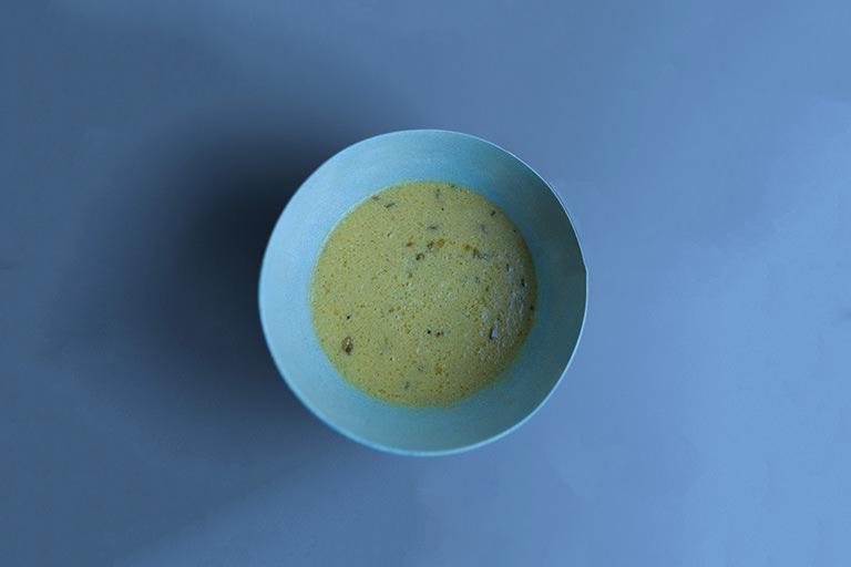 春のゆらぎ肌に。ムング豆のスープ0001