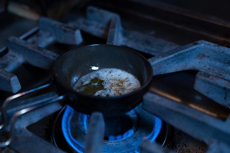 春のゆらぎ肌に。ムング豆のスープ02