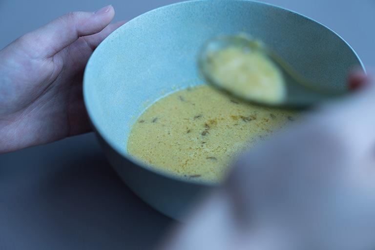春のゆらぎ肌に。ムング豆のスープ03