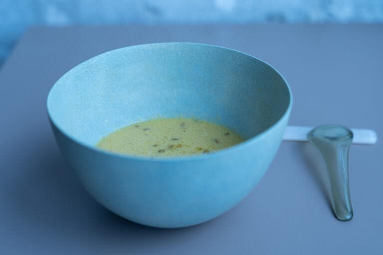 春のゆらぎ肌に。ムング豆のスープ
